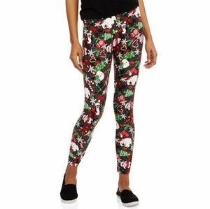 B2G1 NWT Eye Candy Plus Size Holiday Leggings
